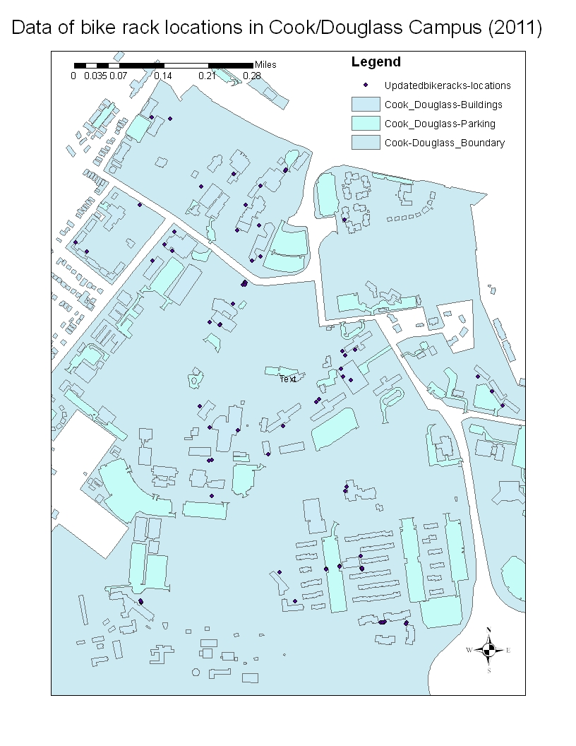 Rutgers Douglass Campus Map.Cook Douglass Rutgers Bikes